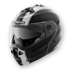 CASCO CABERG DUKE LEGEND NEGRO