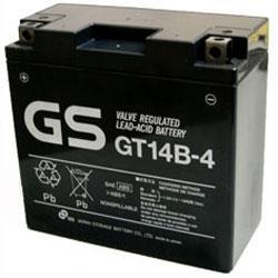 BATERIA GS GT14B-4