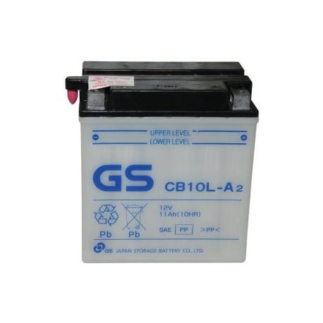 BATERIA GS CB10L-A2