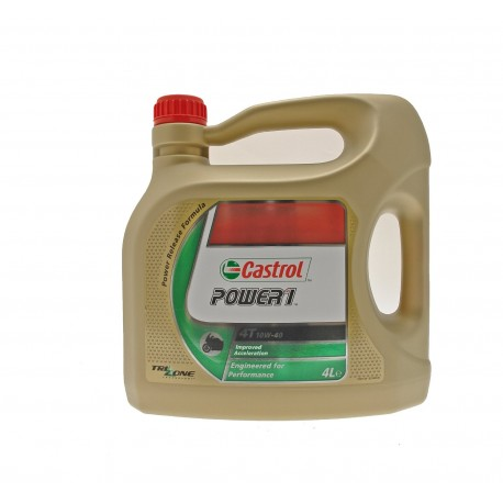 ACEITE CASTROL 4T 10W40 4L