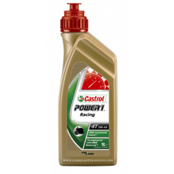ACEITE CASTROL 4T 5W-40 1L